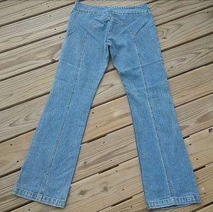 Levi's Red Tab Pocketless Boot Cut Jeans